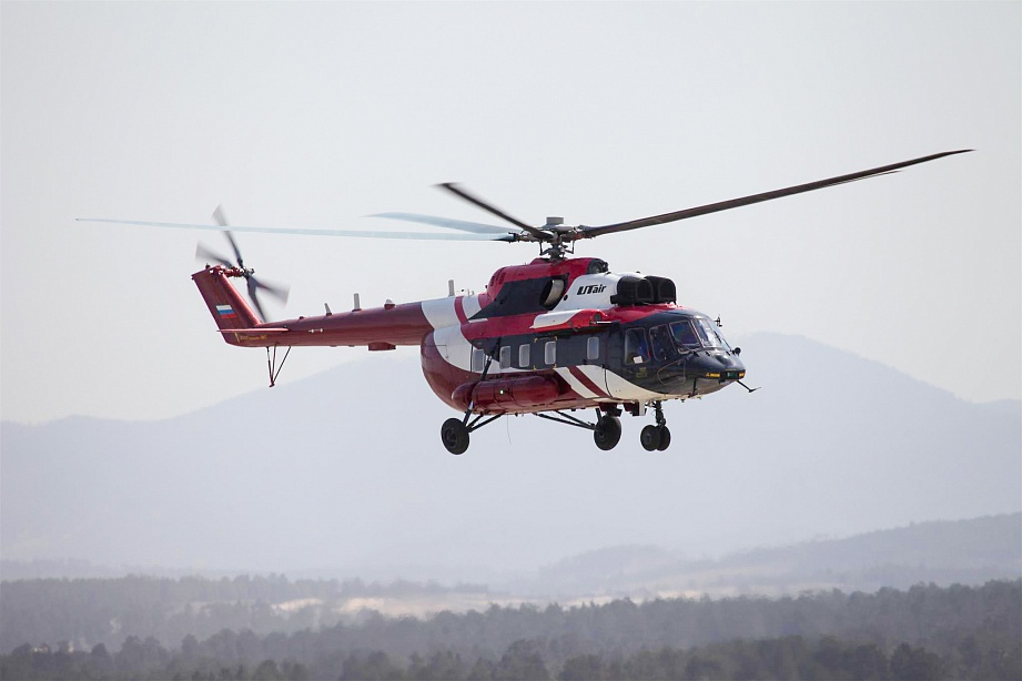 UTair is Authorized for Commercial Operation of Mi-171A2