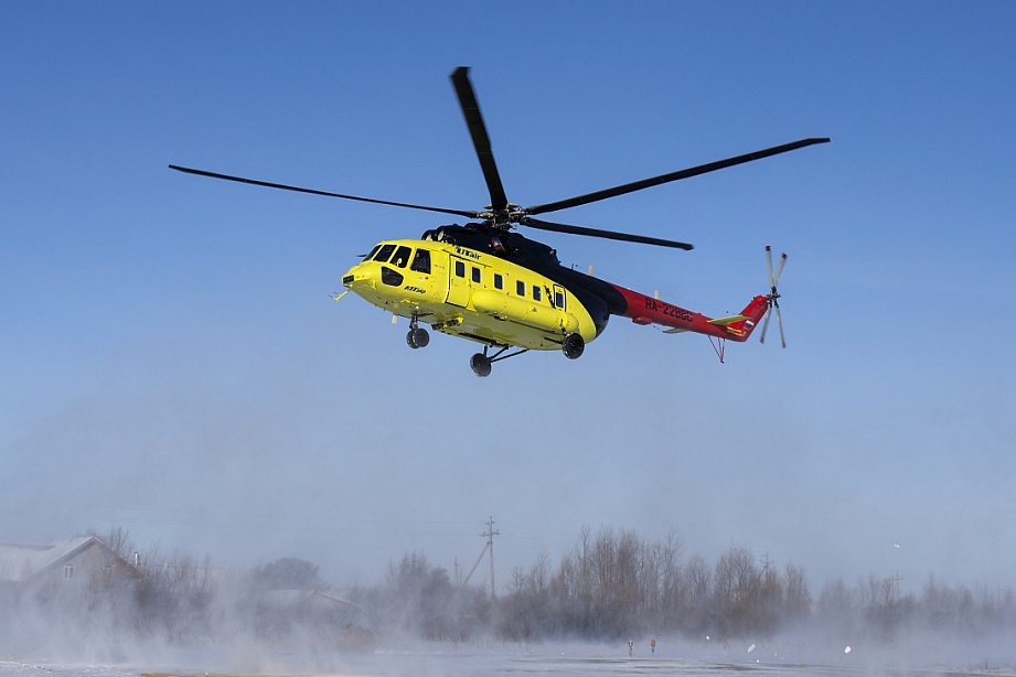 UTair Started Commercial Operation of Mi-171А2